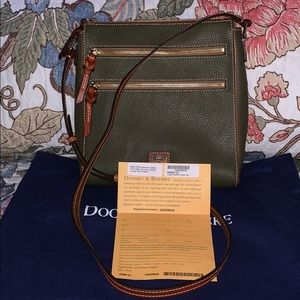 "Dooney & Bourke ""Peyton"" crossbody"